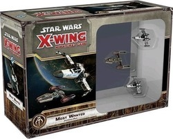 Fantasy Flight Star Wars X-Wing: Most Wanted Expansion Pack