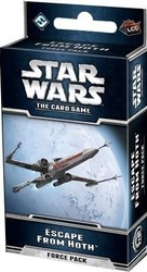 Fantasy Flight Star Wars The Card Game: Escape from Hoth Force Pack
