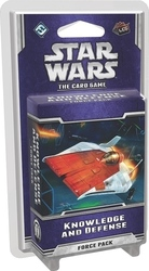 Fantasy Flight Star Wars The Card Game: Knowledge and Defense Force Pack