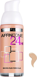 Maybelline Affinitone Foundation 24h SPF19 10 Ivory 30ml