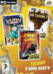 Tycoon Trilogy (Ice Cream Tycoon Deluxe & Cinema Empire & Oil Tycoon 2) PC