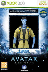 James Cameron's Avatar The Game (Collector's Edition) XBOX 360