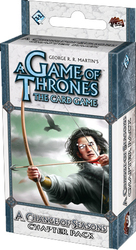 Fantasy Flight A Game of Thrones: A Change of Seasons Chapter Pack