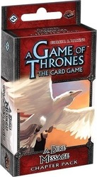 Fantasy Flight A Game of Thrones: A Dire Message Chapter Pack