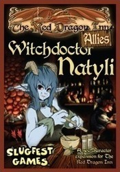Slugfest Games The Red Dragon Inn: Allies - Witchdoctor Natyli