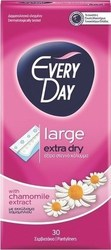 Every Day Extra Dry Large 30τμχ