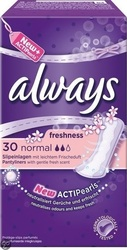 Always Freshness Normal 30τμχ