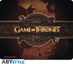 ABYstyle Game of Thrones Logo Map Mousepad