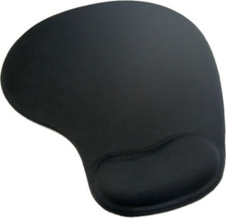 Omega Gel MousePad - Wrist Rest Black