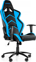 Player Gaming Chair Black Blue