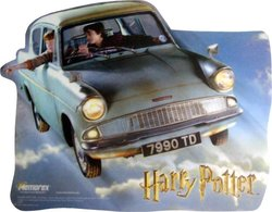 Memorex MousePad Harry Potter Car