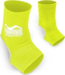 Phantom Impact Ankle Guards Neon Yellow