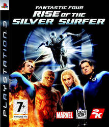 Fantastic Four Rise of the Silver Surfer XBOX 360