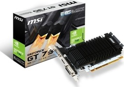 MSI GeForce GT730 2GB (N730K-2GD3H/LP)