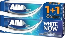 AIM White Now 2 x 75ml