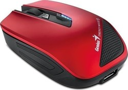 Genius Energy Mouse Red
