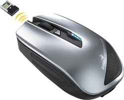 Genius Energy Mouse Silver