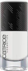 Catrice Cosmetics Sense of Simplicity Latex Lacquer C04 Simply White
