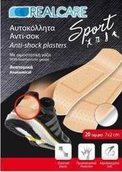 Real Care Sport Aid Αντι-Σοκ 20τμχ