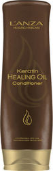 L' Anza Keratin Healing Oil Conditioner 250ml