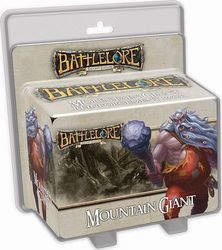 Fantasy Flight Battlelore 2nd Edition : Mountain Giant Expansion