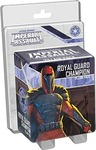 Fantasy Flight Star Wars Imperial Assault: Royal Guard Champion Villain Pack