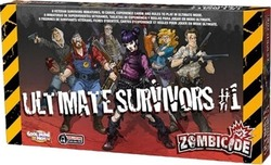 Guillotine Games Zombicide: Ultimate Survivors #1