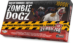 Guillotine Games Zombicide: Zombie Dogz Expansion