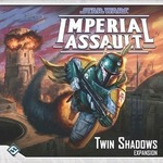 Fantasy Flight Imperial Assault: Twin Shadows Expansion
