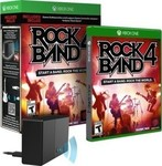 Rock Band 4 (Adapter Bundle) XBOX ONE