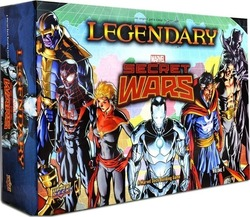 Upper Deck Legendary A Marvel Deck Building Game: Secret Wars Volume 1 Expansion