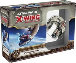 Fantasy Flight Star Wars X-Wing: Punishing One Expansion Pack