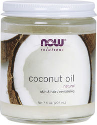 Now Foods Coconut Oil 207ml