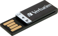 Verbatim Clip-it 8GB USB 2.0