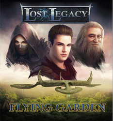 Alderac Lost Legacy: Flying Garden