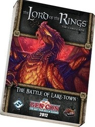 Fantasy Flight The Lord of the Rings: The Battle of Lake-Town