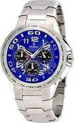 Festina Men's Blue Chronograph F16705/3