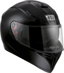 AGV K-3 SV Solid Black