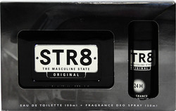 STR8 Set Original After Shave & Deodorant