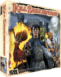IDW Games Kill Shakespeare