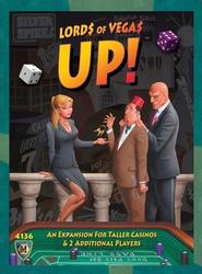 Mayfair Games Lords of Vegas Up Expansion