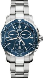 Victorinox Swiss Army Alliance Sport Chrono Stainless Steel Bracelet 241304