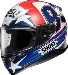 Shoei NXR Indy Marquez TC-2