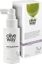 Olive Way Eco-Spa Antidandruff Lotion for Oily Hair 50ml