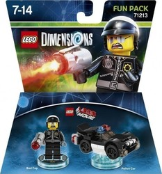 Lego Dimensions - Bad Cop Fun Pack