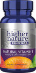 Higher Nature True Food Natural Vitamin E 30 φυτικές κάψουλες