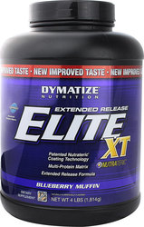 Dymatize Elite XT 4lbs 1814gr Blueberry Muffin