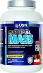 USN Muscle Fuel Mass 2000gr Σοκολάτα