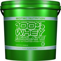 Scitec Nutrition 100% Whey Isolate 4000gr Μπανάνα