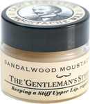 Captain Fawcett's Moustache Wax Sandalwood 15gr